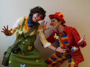 Clown Spielfreude Rote Nase